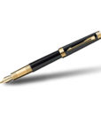 Parker Premier Fountain Pen Gold Trim